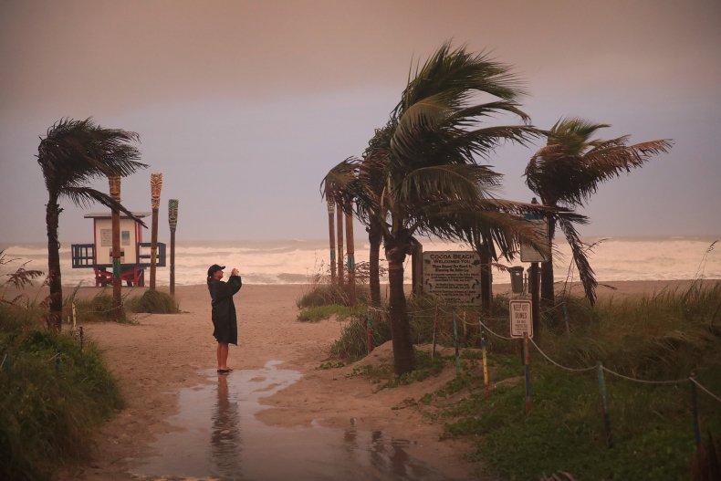 Effects of Hurricane Dorian