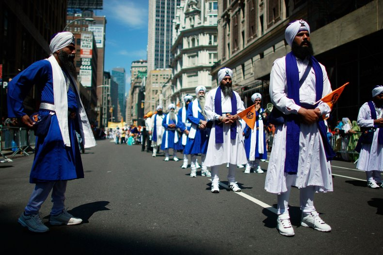 Annual NYC Sikh Day Parade Winds Through