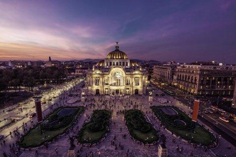 CUL_Map_Books_Mexico City