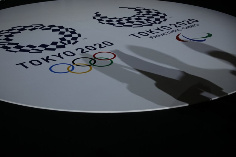Tokyo 2020 Olympics logos