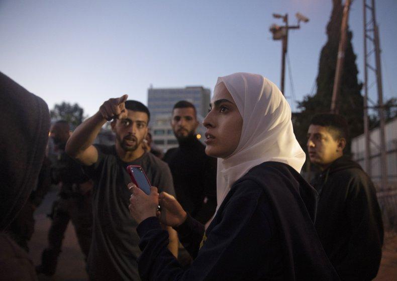 Palestinian Activist Muna al-Kurd