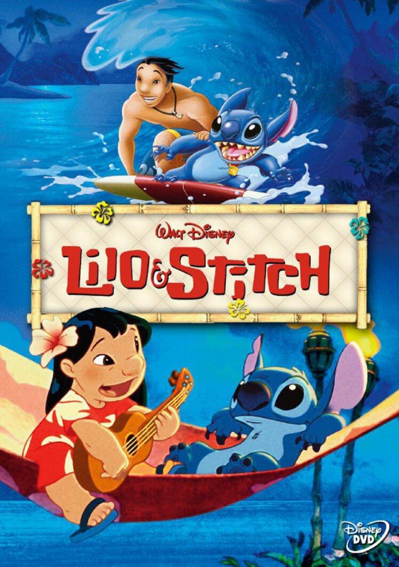 Disney's Lilo and Stitch movie poster