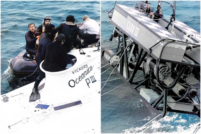 Pisces III rescue