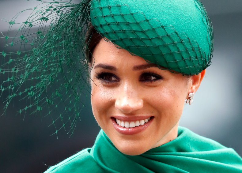 Meghan Markle at Commonwealth Day