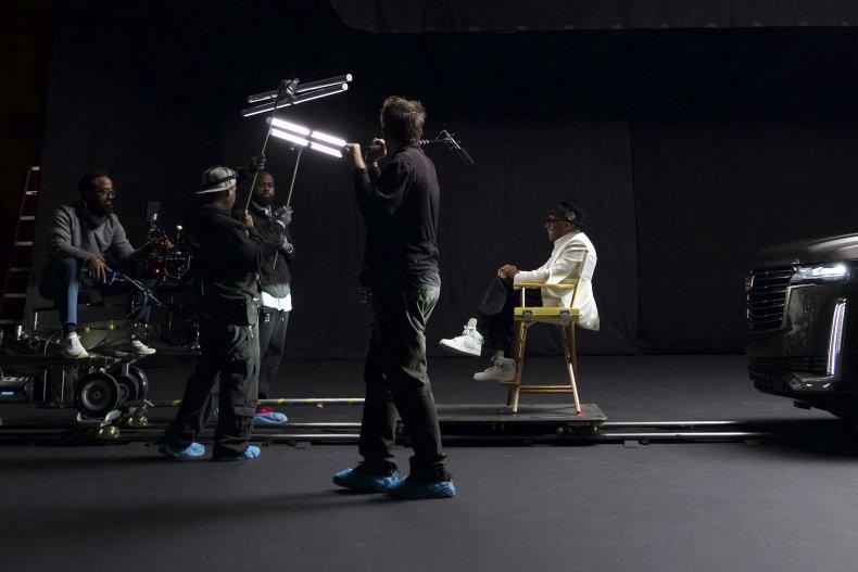 Spike Lee 2021 Cadillac Escalade debut film