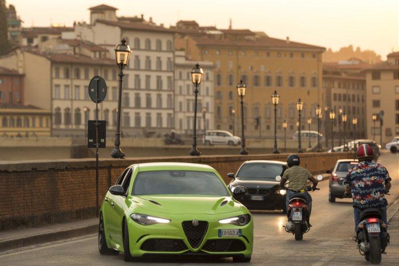2020 Alfa Romeo Giulia 6 Underground