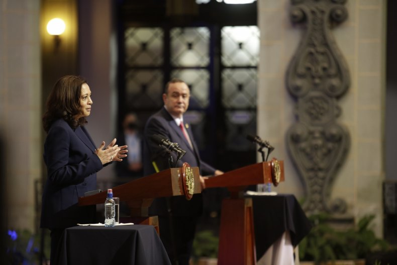 Guatemala press conference