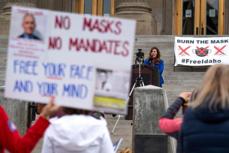 McGeachin Three Percenters Idaho miitia far-right Republicans