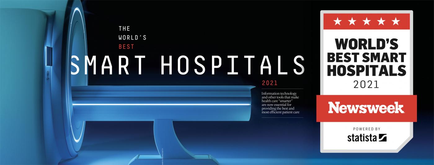 World's Best Smart Hospitals 2021