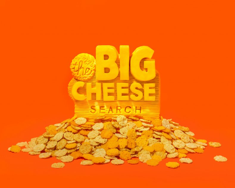 Poster for Whisps' Big Cheese Search