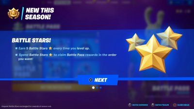 An In-Game Explanation of Battle Stars