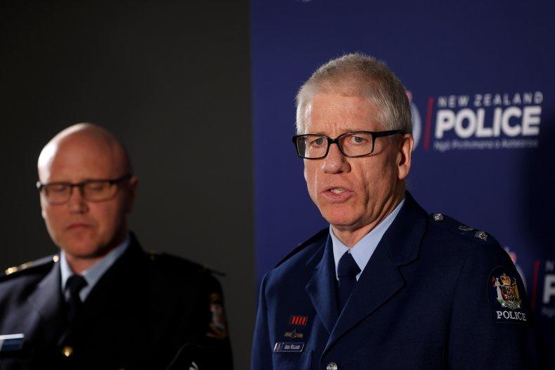Organized Crime New Zealand