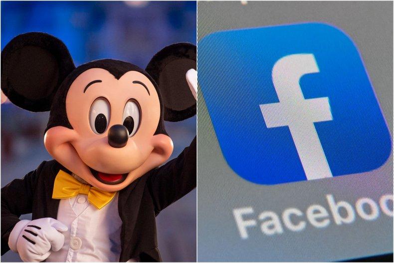 TikTok exposes drama in Disney Facebook group