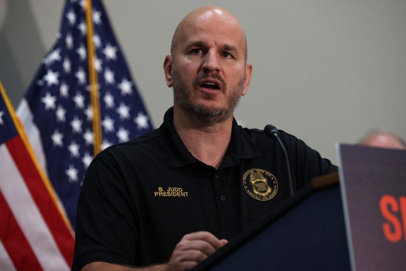 Border Patrol President Calls Situation Worse