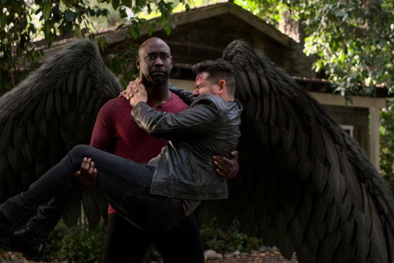 Detective Dan Lucifer season 5 death