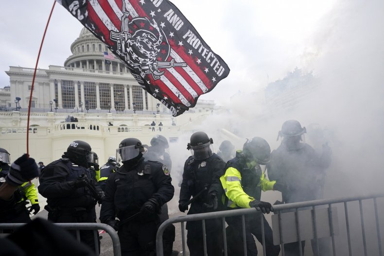 Report on Capitol Insurrection