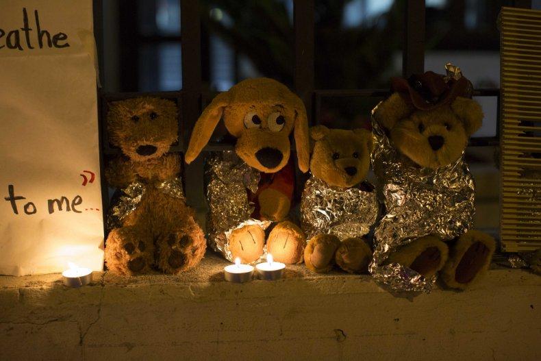 US Embassy in Guatemala, Stuffed Toys