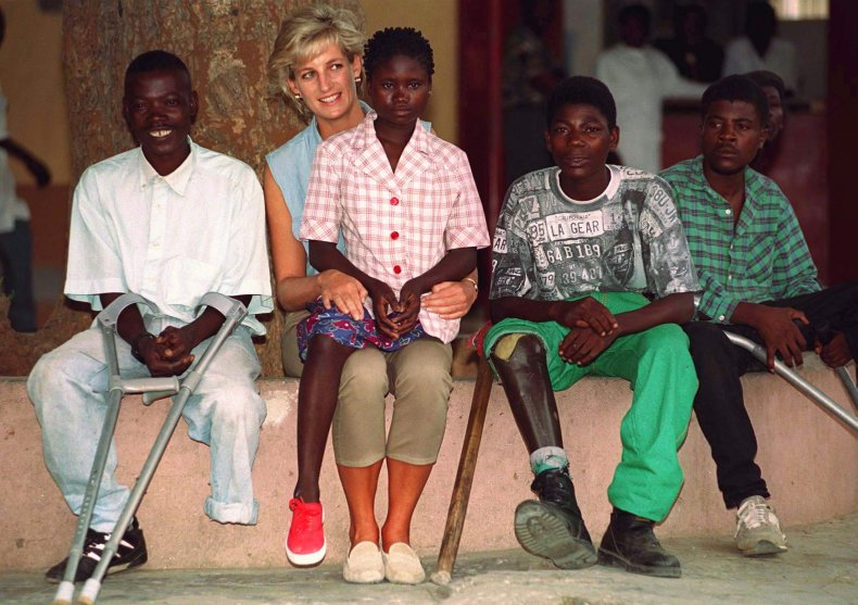 Princess Diana's Landmines Work