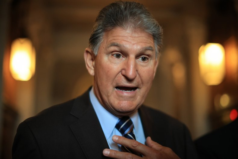 joe manchin for the people act republicans