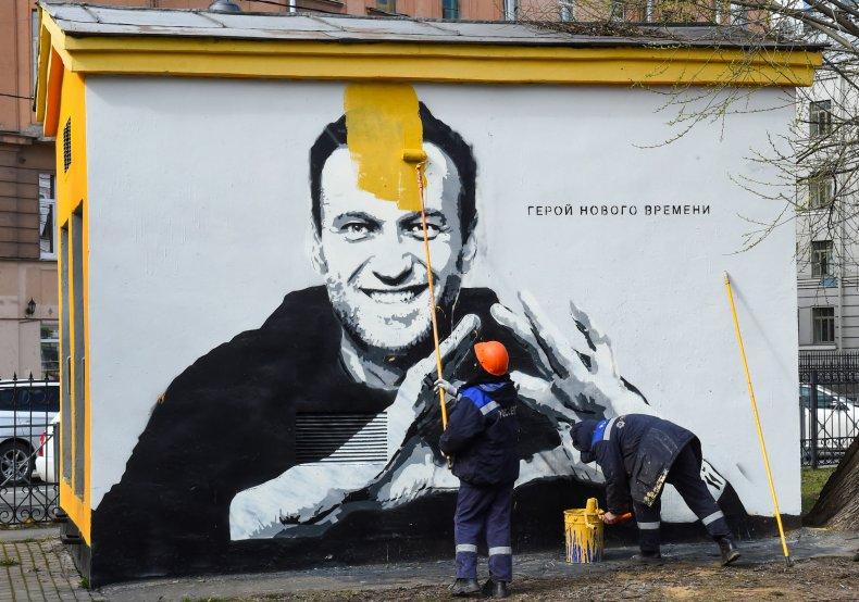 Alexei Navalny Courage Award