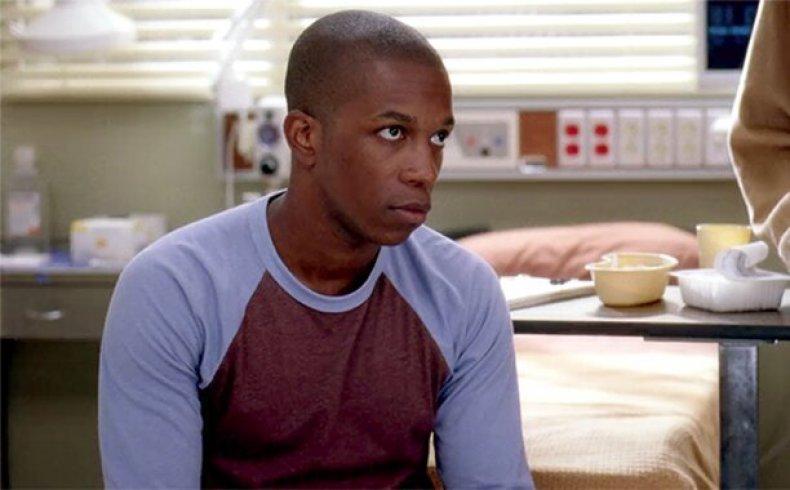 Leslie Odom Jr on Grey's Anatomy