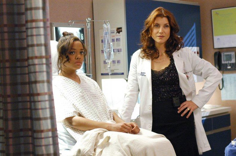 Tessa Thompson on Grey's Anatomy