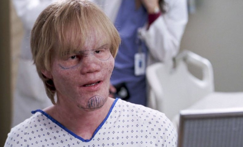 Jesse Plemons on Grey's Anatomy
