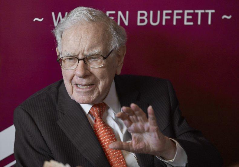 Warren Buffett at Shareholders Meeting