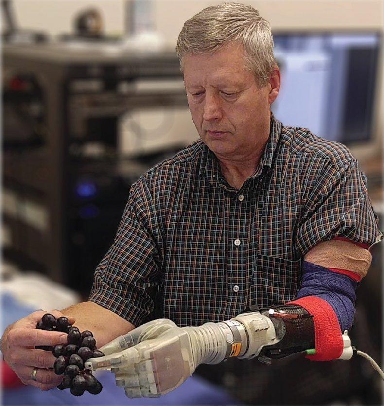 LUKE arm tests
