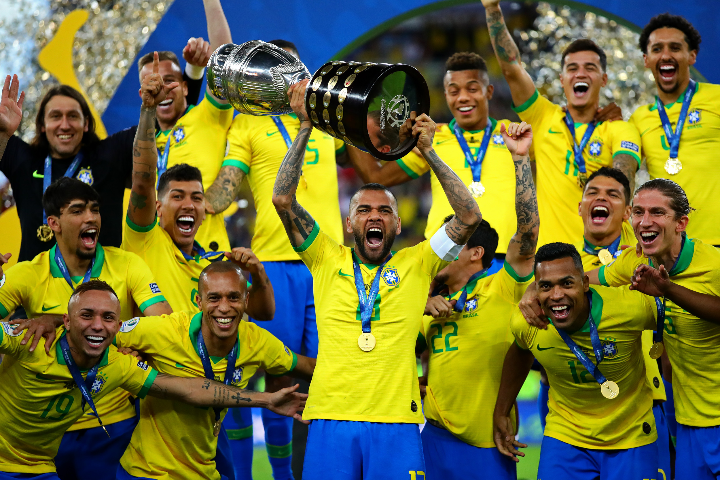 How to watch the 2021 Copa America on TV and online in the U.S.