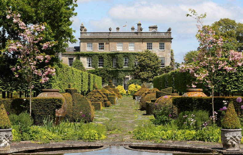 Prince Charles' Highgrove Home