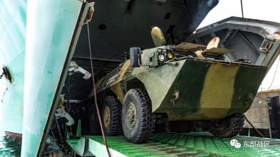 Chinese Military Published Amphibious Assault Exercise