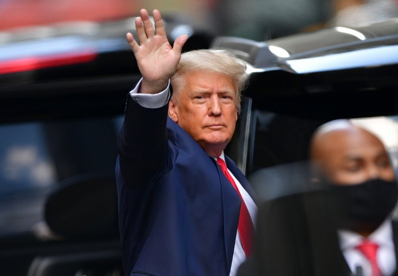 29% Republicans Think Trump Could Be Reinstated
