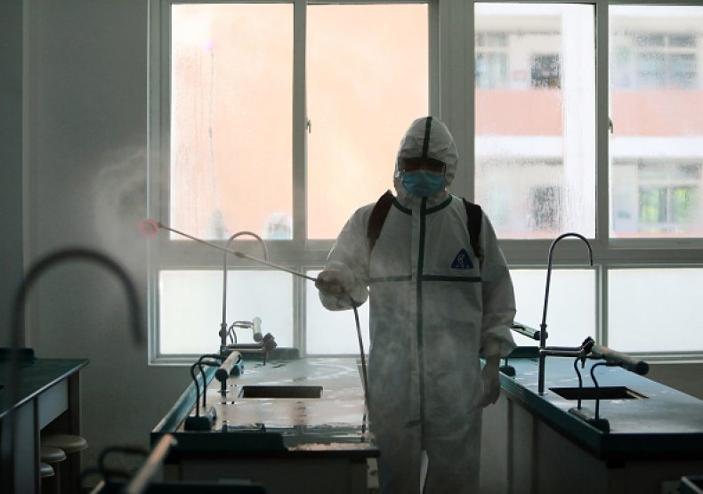 China COVID Wuhan Investigation U.S. Lab Leak