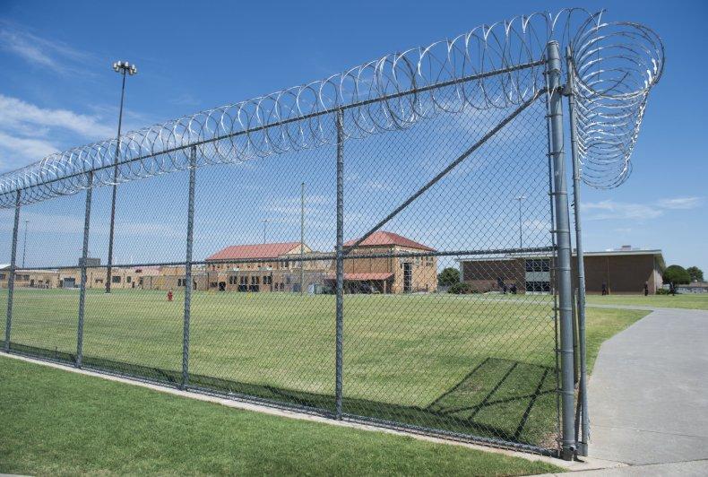 Oklahoma prison