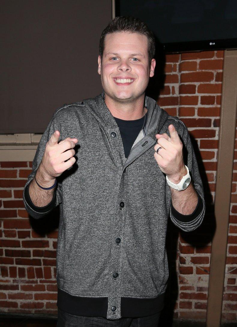 Derrick Lavasseur at nightclub