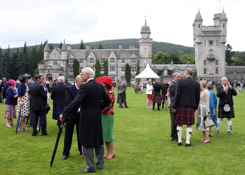 Queen Elizabeth II's Balmoral Garden Party