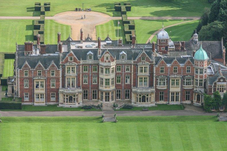 Queen Elizabeth II's Sandringham House