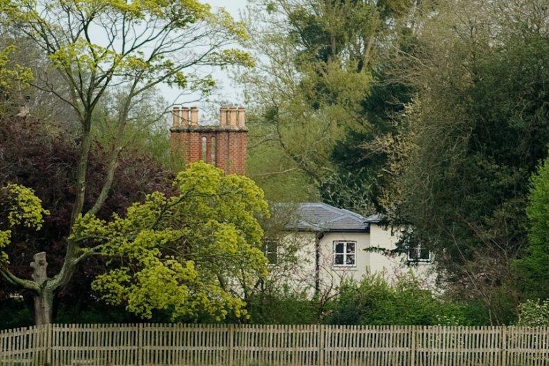 Meghan Markle, Prince Harry's U.K. Home