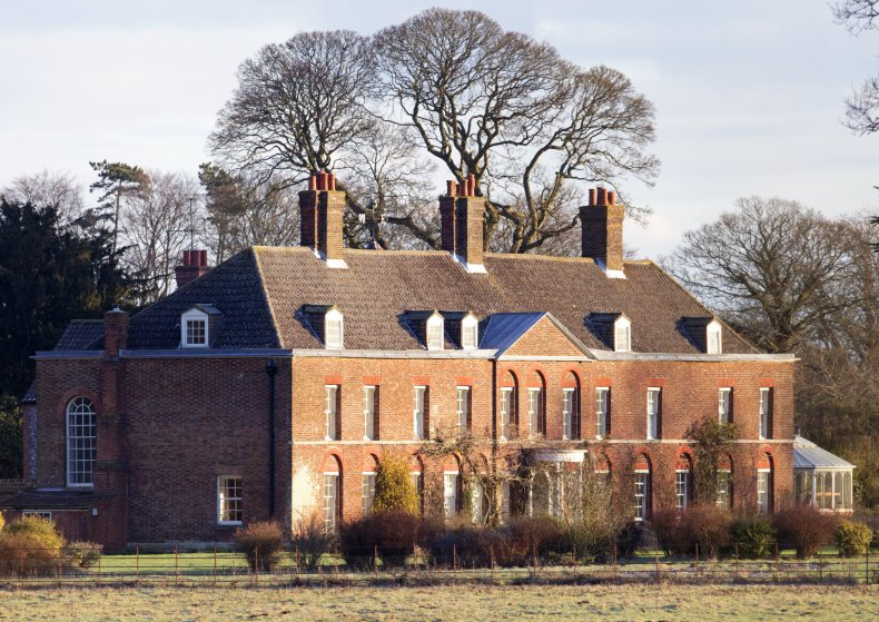 Prince William and Kate Middleton's Anmer Hall