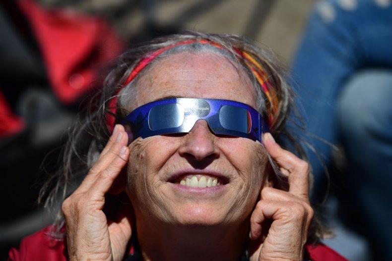 solar eclipse, argentina, getty