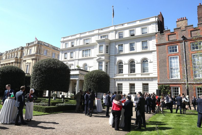 Prince Charles Clarence House Home