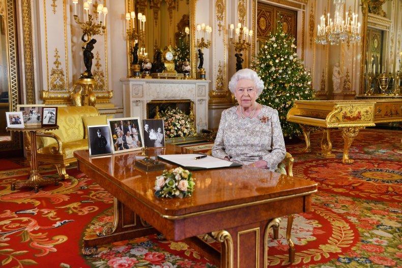 Queen Elizabeth II's Christmas Queen's Speech