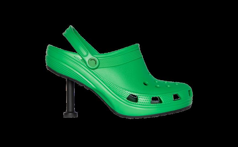 Balenciaga Crocs Stilettos