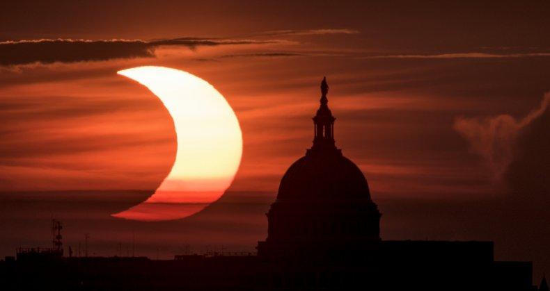 annular solar eclipse partial northeastern getty