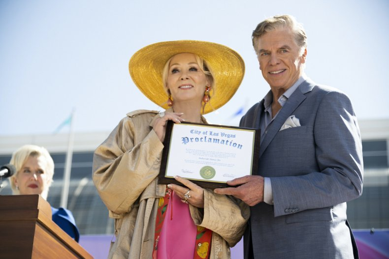 Jean Smart and Christopher McDonald
