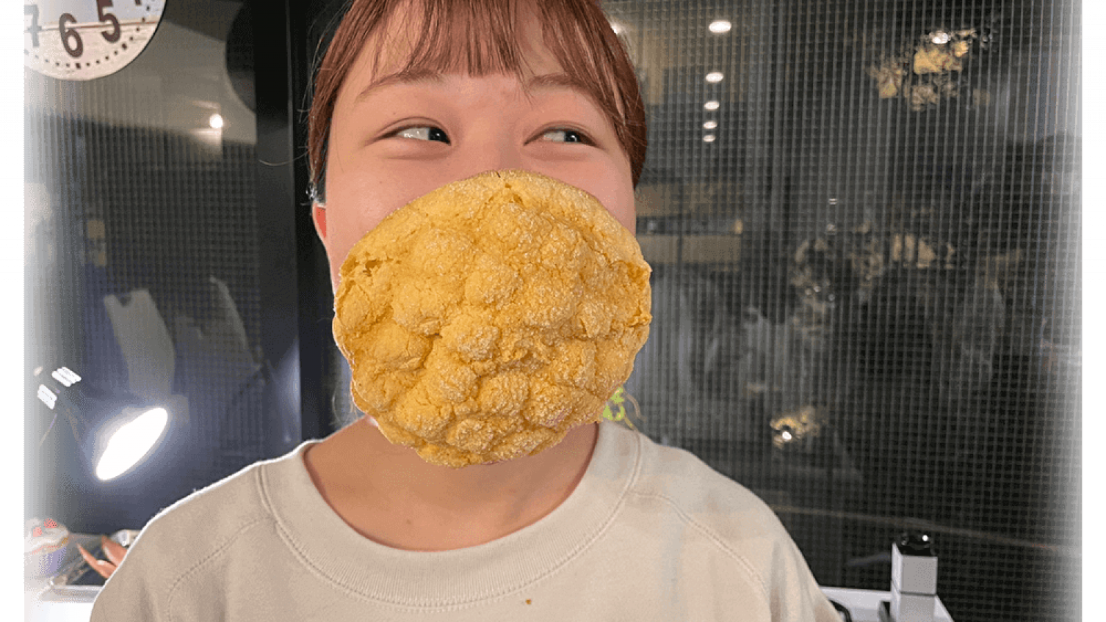 You Can Now Buy an Edible Face Mask Made Out of Bread