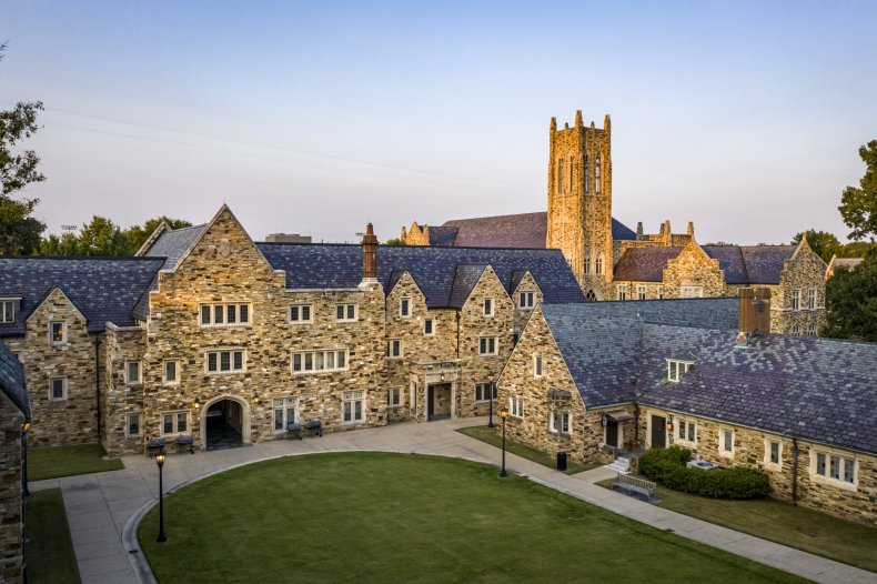 Rhodes College Unvaccinated Students Fee COVID