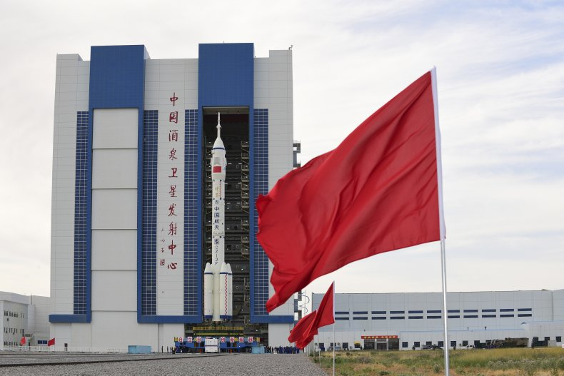 China Space Launch