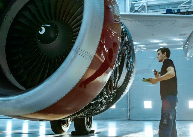 #7. Aerospace engineering